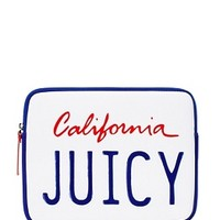 Designer Cell Phone Cases - iPhone Case - iPad Case by Juicy Couture