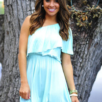 Pool Time Cover Up: Baby Blue | Hope's
