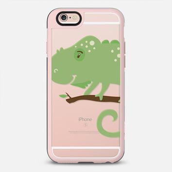 Cameleont iPhone 6s case by Petit Griffin | Casetify