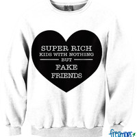 Fake Friends Crewneck