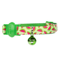 Whisker City™ Watermelon Cat Collar