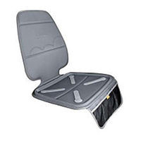 Brica Car Seat Guardian Plus - Grey