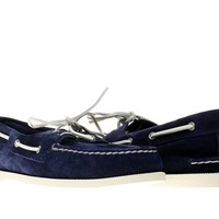 Sperry Top Sider Cloud Logo Authentic Original 2-Eye Mens Boat Shoes 0537258