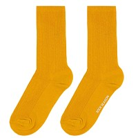 Essential Star Quality Sock | Yellow