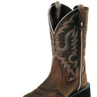 Justin Women's Gypsy Boots, Aged Bark L9909