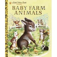 Baby Farm Animals (Little Golden Books)