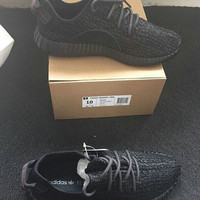 Adidas Yeezy 350 Boost Low Pirate Black Kanye West