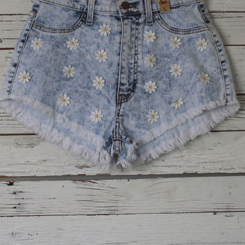 Savannah Daisy Shorts
