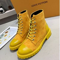 Louis vuitton LV Martin boots-1