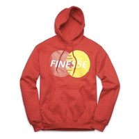 ANDIMOTO Finesse Champion Hoodie Red