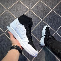 "Nike Air Force One ""equality"" Black&White Men Sneaker"