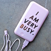 ban.do 'power bank' mobile device charger