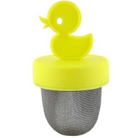 Made By Humans Floating Tea Infuser, Duckies
