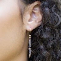 Dip It Low Dangle Earrings