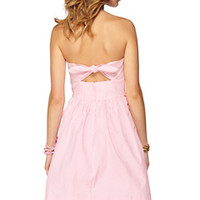 Richelle Strapless Sweetheart Dress - Lilly Pulitzer