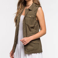 Kelly Sleeveless Anorak