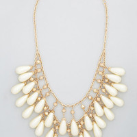 ModCloth Luxe Elegance Any Evening Necklace