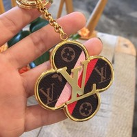 Louis Vuitton Lv Accessories More Into The Flower Bag Charm And Key Holder M67356 - Best Online Sale