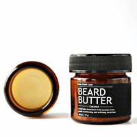 BEARD BALM. 100% Natural Beard Butter - Coconut.