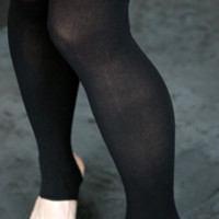Sock Dreams - Opaque Stirrup Thigh Highs - Unique Colorful Socks