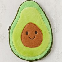 Huggable Heat-Up Avocado Pillow | Urban Outfitters