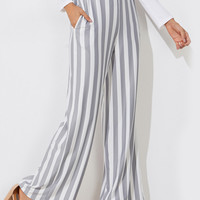 Basic Striped Becca Pants