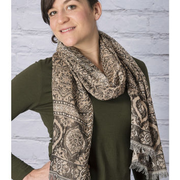 Persian Pattern Scarf