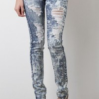 Just Bleachy Jeans