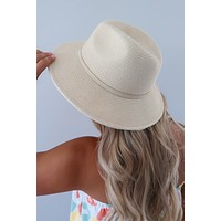 Small Changes Hat: Nude