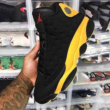 "Air Jordan 13 Carmelo Anthony ""Class of 2002"" basketball shoes"