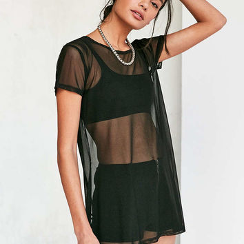 Truly Madly Deeply Baby A-line Tunic Top - Urban Outfitters