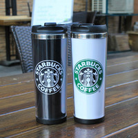 Stainless Steel Mug Coffee Cup Travel Thermos