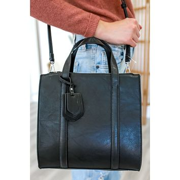 Dodge City Handbag - Black
