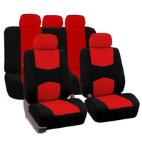Car Seat Cover Full Set Automobile Seat Protection Cover Vehicle Seat Covers Universal Interior Accessories Car-Styling