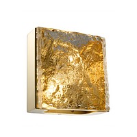 Gold Square Wall Sconce | Eichholtz St Kitts