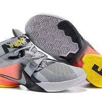 NIke Zoom LeBron James  Soldiers 9 Ⅸ   Basketball  Shoes