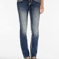 Rock Revival Janelle Straight Stretch Jean