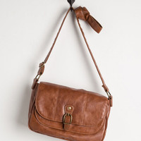Merry to Carry Bag in Chestnut Size NS by ModCloth