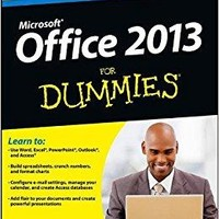 Microsoft Office for Dummies 2013 For Dummies (Computer/Tech)
