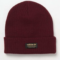 adidas Ribbed Beanie at PacSun.com