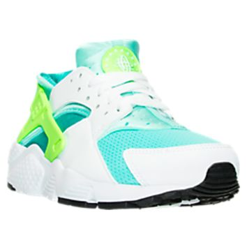 Girls' Grade School Nike Huarache Run Running Shoes | Finish Line