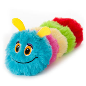 """Toys """"R"""" Us® Pets Caterpillar Squeaker Dog Toy"""