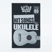 The Little Black Book of Hit Songs for Ukulele - Urban Outfitters