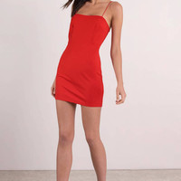 Angie Bodycon Dress