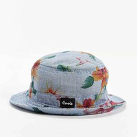 Barney Cools Floral Bucket Hat- Blue One