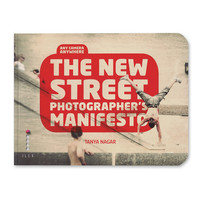 The New Street Photographer's Manifesto Book - Urban Outfitters