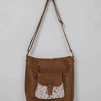 T-Shirt & Jeans Crochet Crossbody Purse