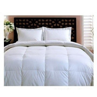 Queen-Overfilled- Over-sized Goose Down Alternative Comforter- Duvet Insert