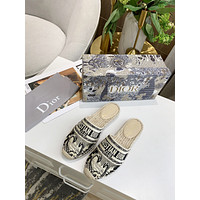 dior women casual shoes boots fashionable casual leather women heels sandal shoes 30