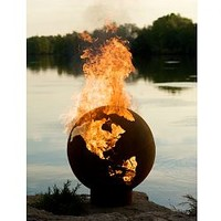 Third Rock Wittrig Outdoor Fire Pits, Pit - HomeInfatuation.com.
